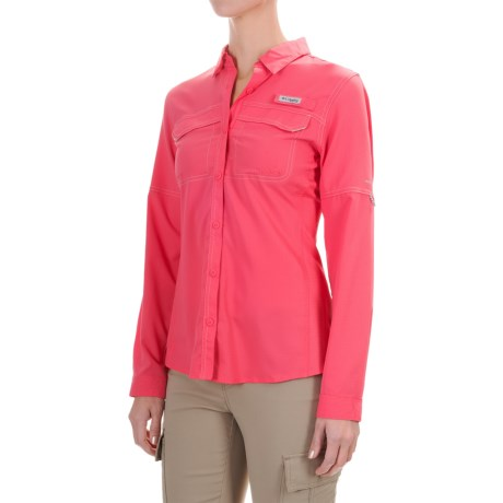 Columbia Sportswear PFG Lo Drag Shirt - UPF 40, Long Sleeve (For Women)