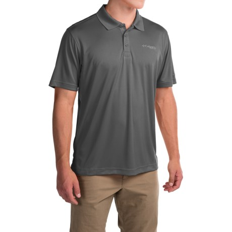 Columbia Sportswear Blood and Guts Omni-Shield® Polo Shirt - UPF 50, Short Sleeve (For Men)