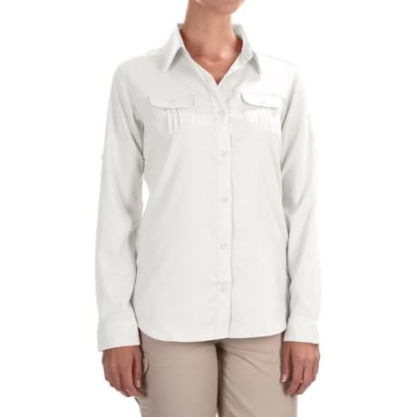 Columbia Sportswear Sun Goddess III Omni-Wick® Shirt - UPF 40+, Long Sleeve (For Women)