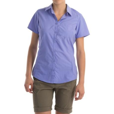 Columbia Sportswear Amberley Stream Shirt - UPF 30, Short Sleeve (For Women)