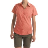 Columbia Sportswear Amberley Stream Shirt - UPF 30, Short Sleeve (For Women)