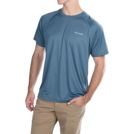 Columbia Sportswear Fork Stream T-Shirt - Omni-Wick®, Short Sleeve (For Men)