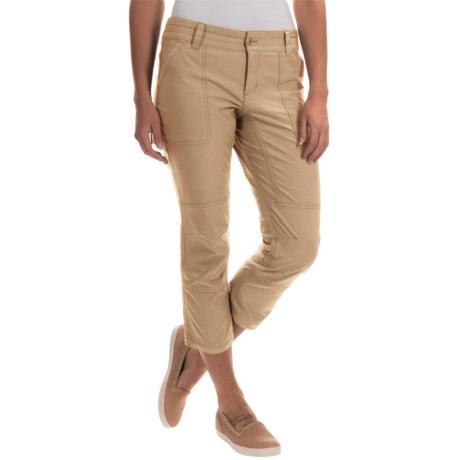 Columbia Sportswear Pilsner Peak Capris - Omni-Wick®, UPF 50 (For Women)