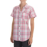 Columbia Sportswear Wild Haven Shirt - Button Front, Short Sleeve (For Women)