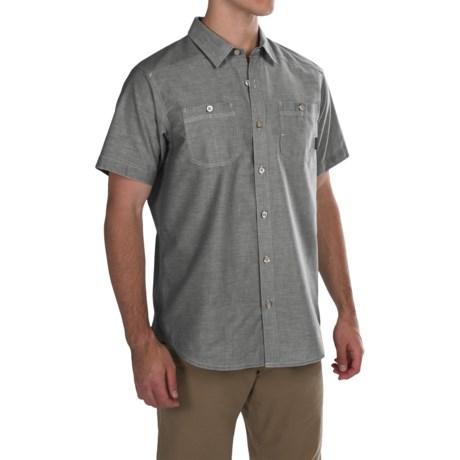 Columbia Sportswear Stirling Trail Shirt - Short Sleeve (For Men)