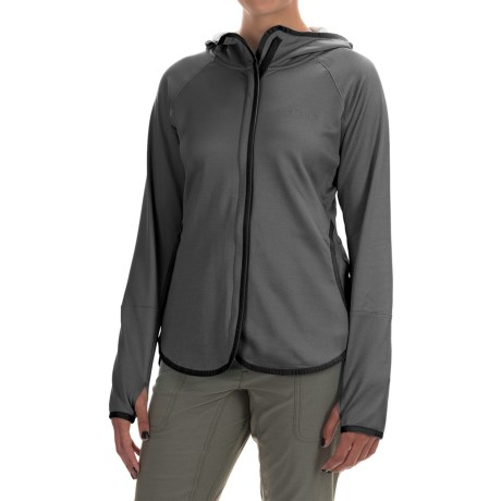 Columbia Sportswear Compass Point Hoodie - Omni-Wick®, Full Zip (For Women)