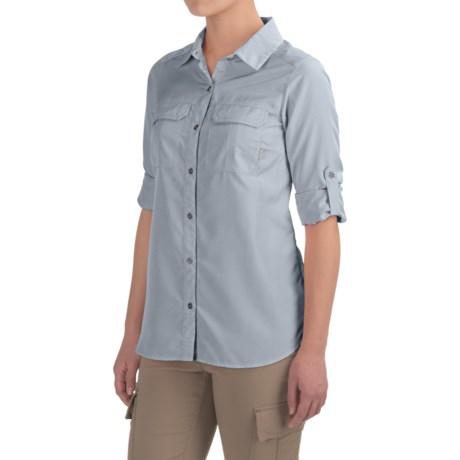 Columbia Sportswear Pilsner Peak Shirt - Omni-Wick®, UPF 50, Long Sleeve (For Women)