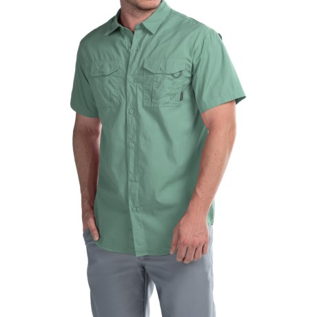 Columbia Sportswear Pine Park Shirt - Short Sleeve (For Men)