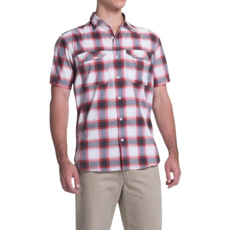 Columbia Sportswear Royce Peak II Omni-Wick® Shirt - UPF 50+, Short Sleeve (For Men)