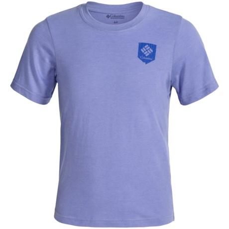 Columbia Sportswear National Parks T-Shirt - Short Sleeve (For Big Kids)
