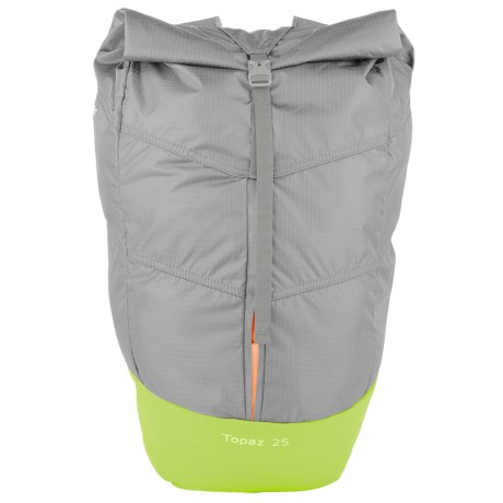 Boreas Topaz Roll-Top Backpack - 25L