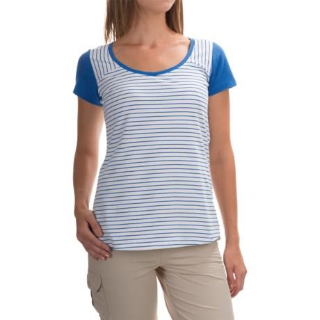 Columbia Sportswear PFG Reel Beauty IV Shirt - Omni-Wick®, Short Sleeve (For Women)