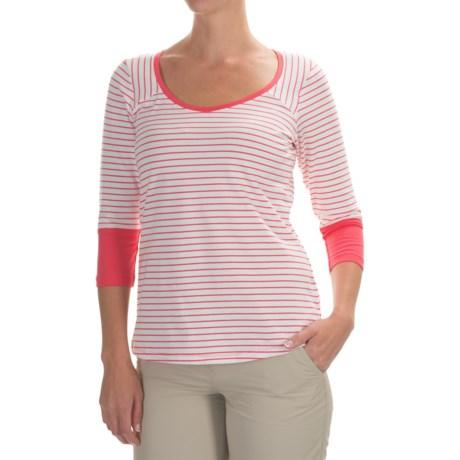 Columbia Sportswear Reel Beauty III Shirt - UPF 15, 3/4 Sleeve (For Women)