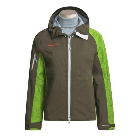 Mammut Illimani Jacket - Waterproof, DRYtech® (For Women)