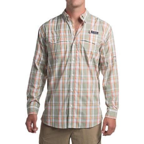Columbia Sportswear Super Low Drag Shirt - Omni-Wick®, UPF 40, Long Sleeve (For Men)
