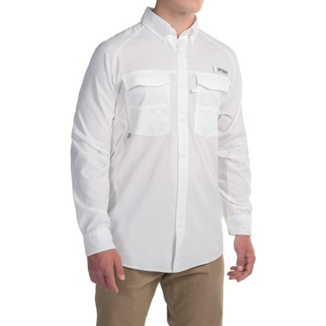 Columbia Sportswear Blood and Guts Airgill Shirt - Omni-Shield®, UPF 50, Long Sleeve (For Men)
