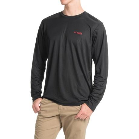 Columbia Sportswear PFG By the Shore T-Shirt - Omni-Wick®, UPF 50, Long Sleeve (For Men)
