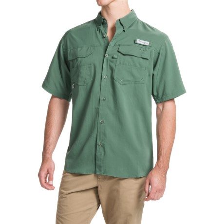 Columbia Sportswear Blood and Guts III Omni-Shade® Shirt - UPF 50, Short Sleeve (For Men)