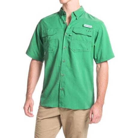 Columbia Sportswear Blood and Guts III Omni-Shade® Shirt - UPF 50, Short Sleeve (For Men)