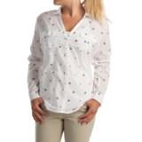 Columbia Sportswear PFG Sun Drifter Shirt - Long Sleeve (For Plus Size Women)
