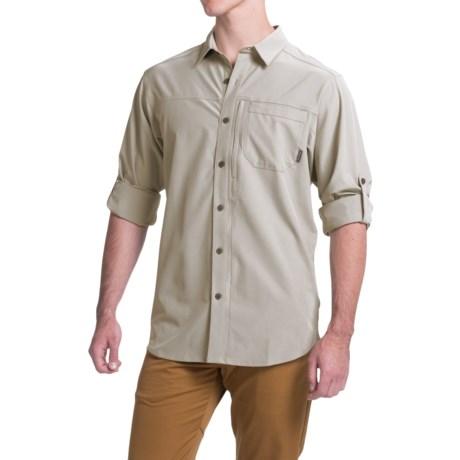 Columbia Sportswear Global Adventure 4 Omni-Wick® Shirt - UPF 50, Long Sleeve (For Men)