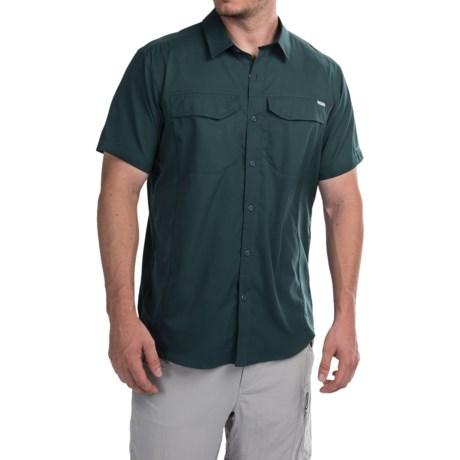 Columbia Sportswear Silver Ridge Lite Shirt - Omni-Wick®, UPF 40, Short Sleeve (For Men)