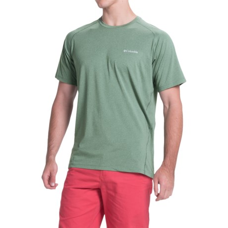 Columbia Sportswear Tuk Mountain Omni-Wick® Shirt - UPF 50+, Short Sleeve (For Men)