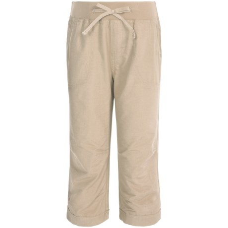 Columbia Sportswear Five Oaks Capris - UPF 15 (For Big Girls)