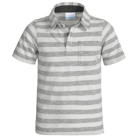 Columbia Sportswear Lookout Point Polo Shirt - Short Sleeve (For Little and Big Boys)
