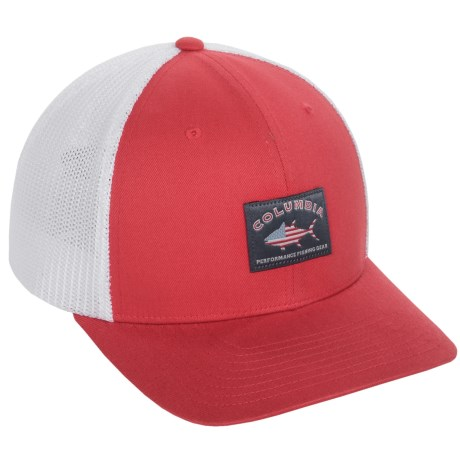 Columbia Sportswear PFG Mesh Ball Cap (For Men and Women)