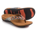 Vionic with Orthaheel Technology Floriana Sandals (For Women)