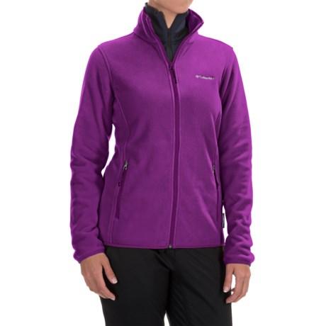 Columbia Sportswear Fuller Ridge Polartec® 200 Fleece Jacket - Full Zip (For Women)