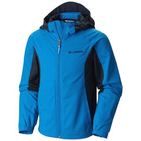 Columbia Sportswear SplashFlash 2 Soft Shell Jacket (For Little and Big Boys)