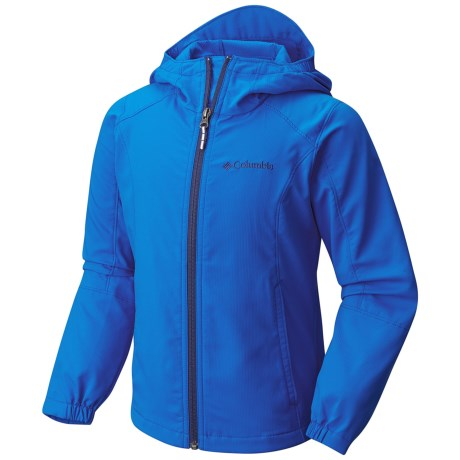 Columbia Sportswear SplashFlash 2 Soft Shell Jacket (For Little and Big Boys)