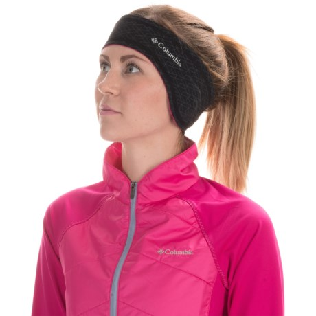 Columbia Sportswear Trail Flash II Omni-Wick® Headband (For Men and Women)