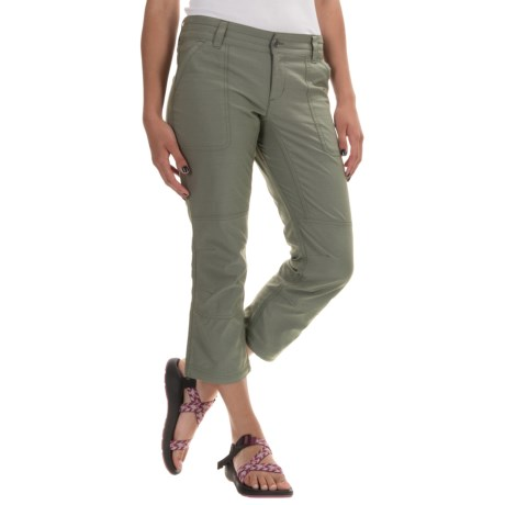 Columbia Sportswear Zephyr Heights Woven Capris - Omni-Shield®, UPF 50 (For Women)