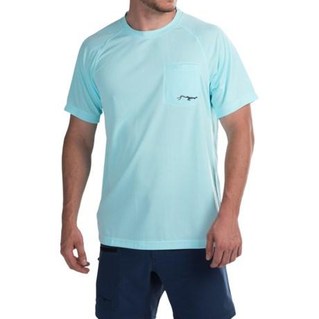 True Flies Turtle Bay II T-Shirt - UPF 30, Short Sleeve (For Men)