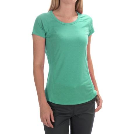 Marmot Evie T-Shirt - UPF 30, Short Sleeve (For Women)