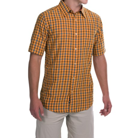 Marmot Pacifica Shirt -UPF 30, Short Sleeve (For Men)