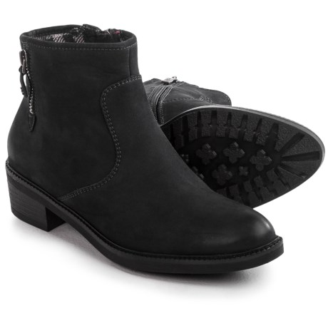 Ara Stratton Ankle Boots - Nubuck (For Women)
