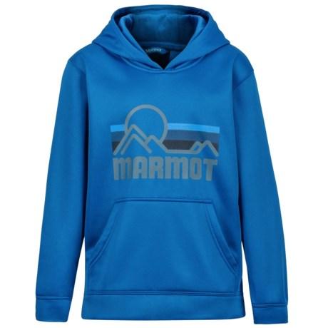 Marmot Coastal Hoodie (For Little and Big Boys)