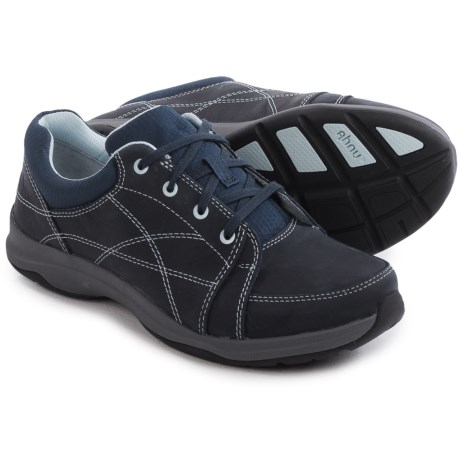 Ahnu Taraval Sneakers - Leather (For Women)