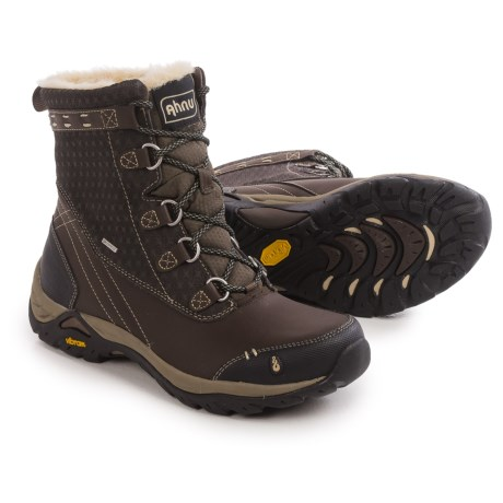Ahnu Twain Harte Snow Boots - Waterproof, Insulated, Leather (For Women)