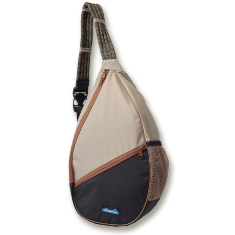 Kavu Paxton Canvas Sling Pack (For Women)