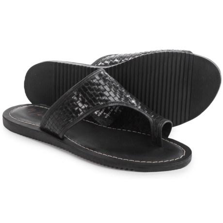 Matisse Davie Woven Leather Sandals (For Women)