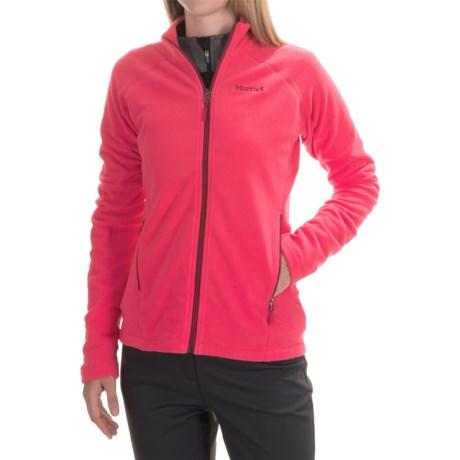 Marmot Rocklin Fleece Jacket - Full Zip (For Women)