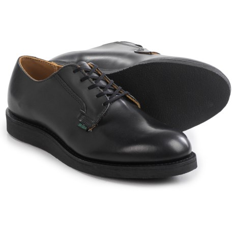 Red Wing Shoes 101 Postman Oxford Shoes - Leather, Factory 2nds (For Men)