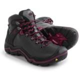Keen Liberty Ridge Hiking Boots - Waterproof, Leather (For Women)