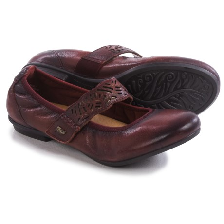 Earth Pilot Mary Jane Shoes - Leather (For Women)