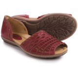 Earth Shore Sandals - Leather (For Women)